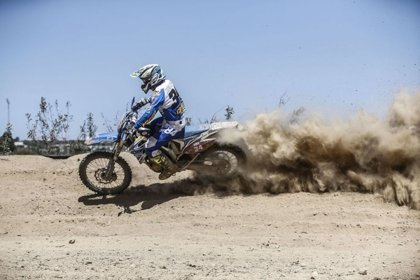 GP d'Italia di Enduro: TM Factory a due punte a Ed