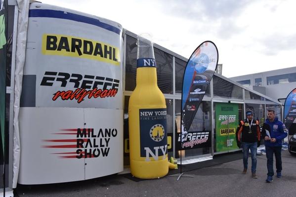 Monza Rally Show: Guido Meda 2° di classe con la