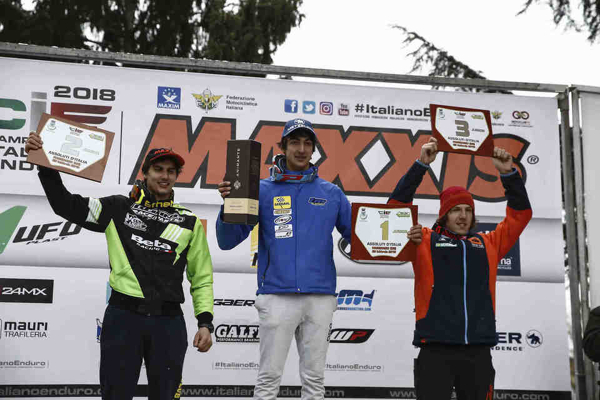 Enduro: il team TM Racing domina la prova d'esordi