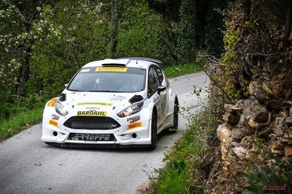 Rally 1000 Miglia: il team Erreffe Bardahl ancora