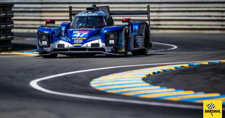 24 Ore di Le Mans: stoico traguardo per il Team Ce