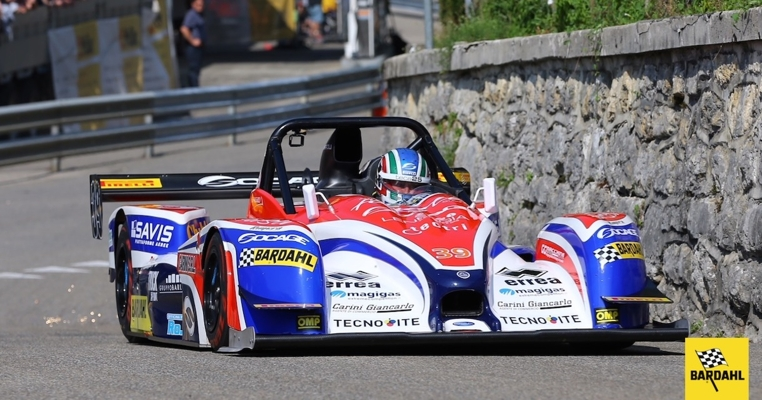 Campionato Europeo FIA Velocità in Salita: rientr