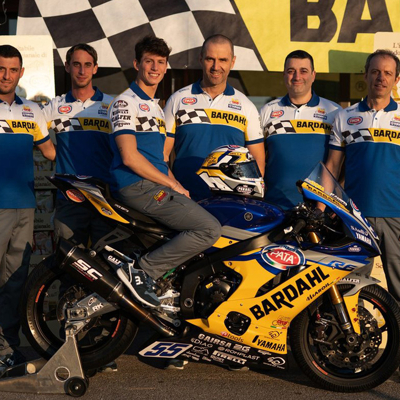 SUPERSPORT 600: IL BARDAHL EVAN BROS PRONTO PER UN