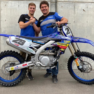 Motocross: il team Sm Action Bardahl debutta in Mx