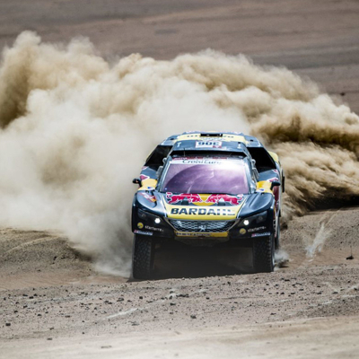 Dakar 2019 Race Report Day 5 • Loeb all'attacco,
