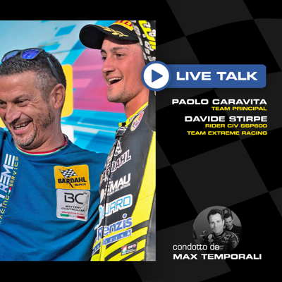 BARDAHL PODCAST: TEAM EXTREME RACING CIV SSP600