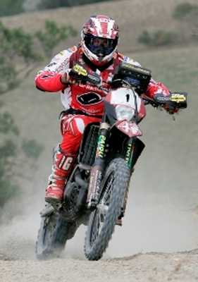 Moto Matteo Graziani è Campione Motorally