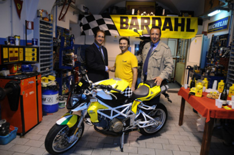 Altro Concorso Bardahl: premi sorprendenti