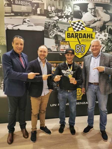 Altro Eicma 2019: grandi campioni e ospiti allo stand Ba