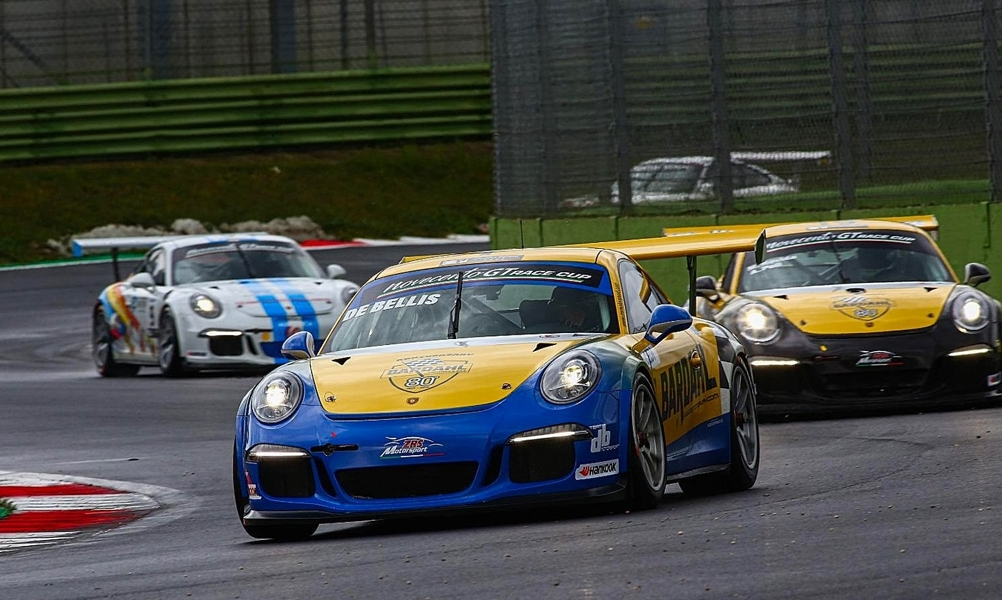 Auto AUTO: RICCARDO DE BELLIS CAMPIONE DELLA NOVECENTO
