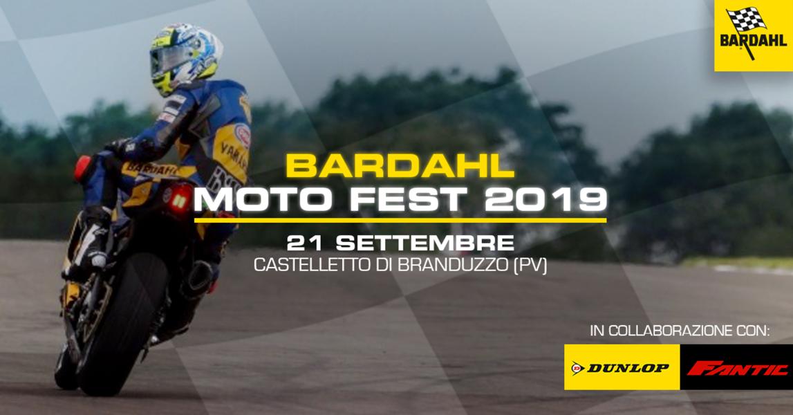 Eventi BARDAHL MOTO FEST 2019 - Unisciti alla nostra fest