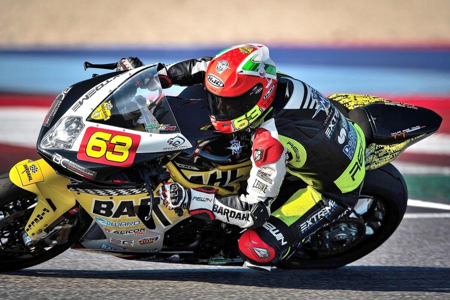 Moto CIV: STIRPE E L'EXTREME RACING BARDAHL PROTAGONI