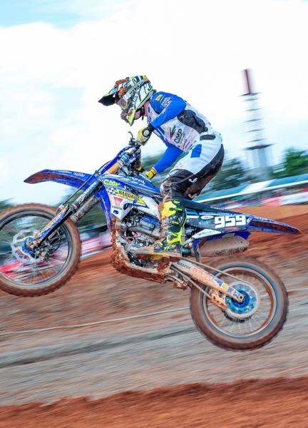 Moto MONDIALE MOTOCROSS: MAXIME RENAUX ED IL TEAM SM AC
