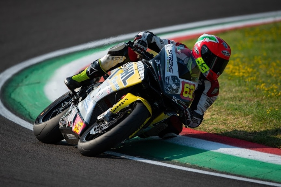 Moto CIV: IL TEAM EXTREME RACING BARDAHL RITROVA IL POD