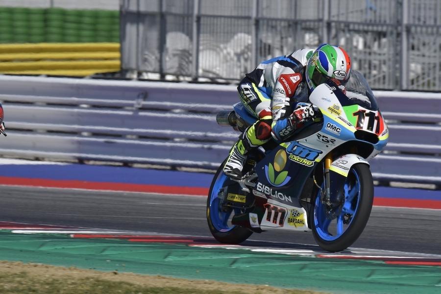 Moto Bardahl è con Kevin Zannoni e RGR TM Racing Facto
