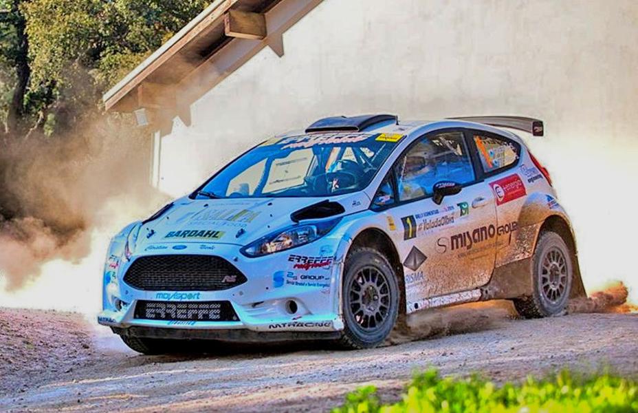 Auto Rally: l'Erreffe team-Bardahl trionfa in Sardegna