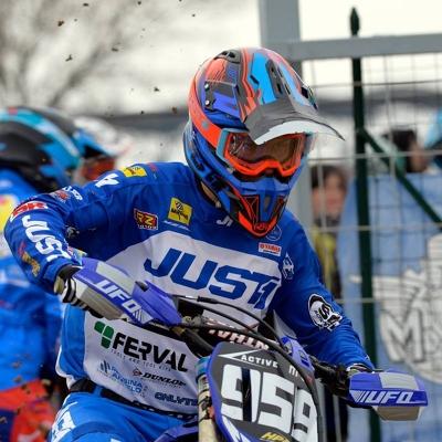 Moto Motocross: il Team SM Action Yamaha chiude sul pod