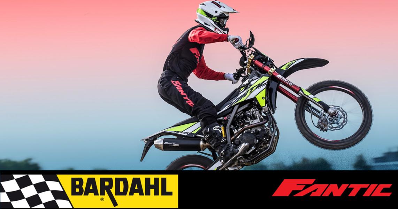 Moto Bardahl e Fantic Motor: due gloriosi marchi storic