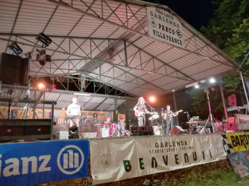Eventi Bardahl al 34° Meeting Internazionale Fiat 500 st