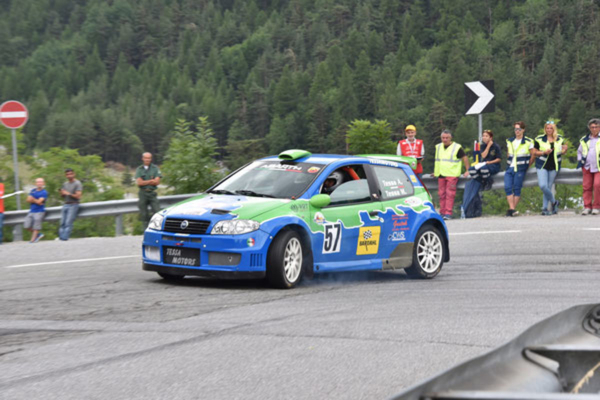 Auto Bardahl sponsor della cronoscalata Cesana-Sestrier