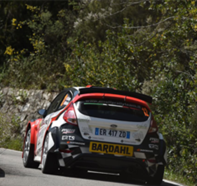 Auto Erreffe Rally Team al Campionato Italiano Rally