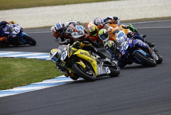 Moto World SSP: 2° posto in Australia per Krummenacher