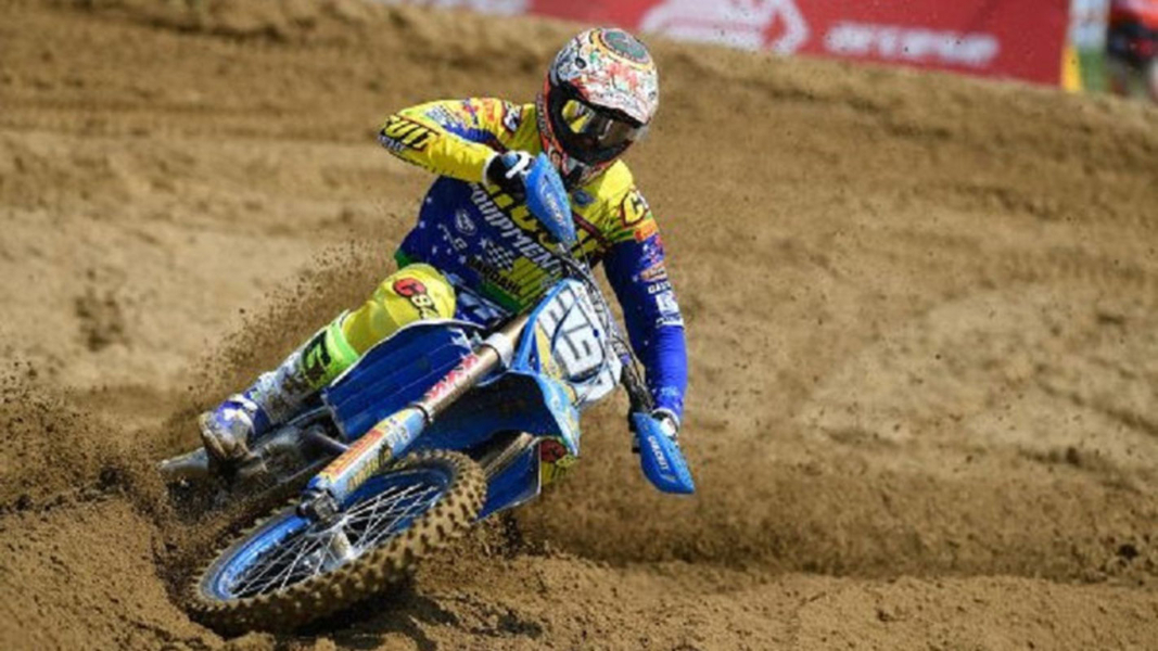 Moto Motocross: debutto ok per Anton Goole nel Gp di Lo
