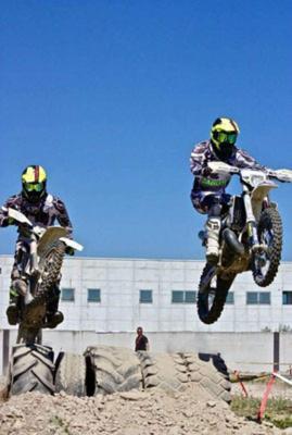 Moto Enduro: Eero Remes (Tm Factory Team Bardahl) a pod