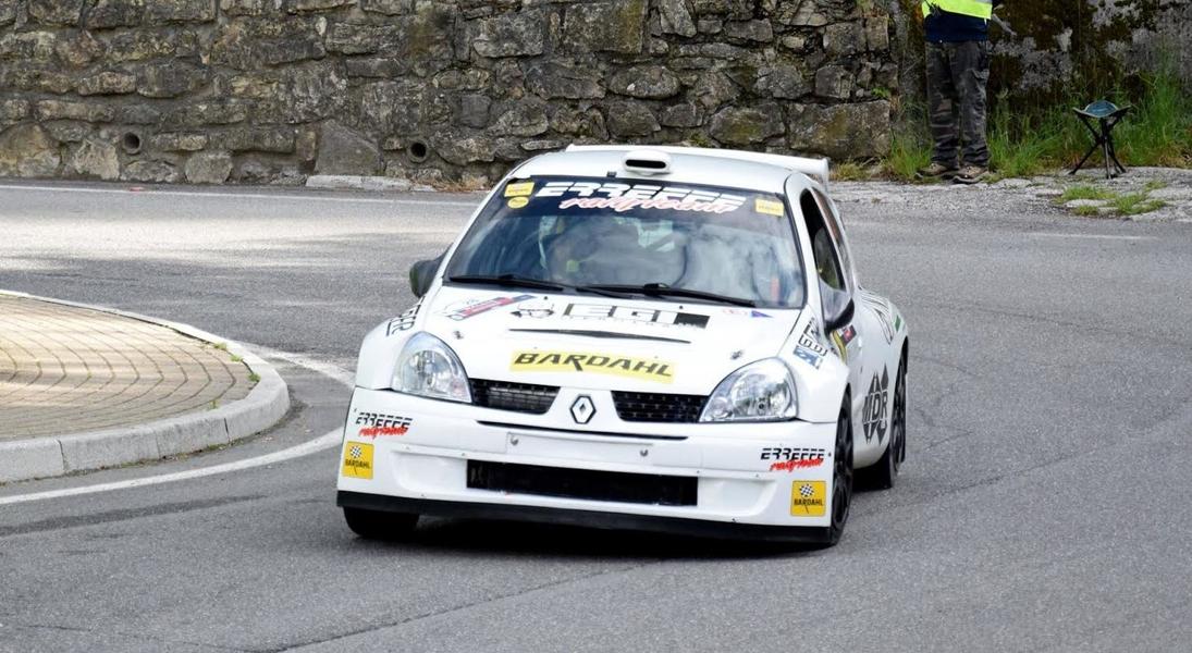 Auto Erreffe Rally Team due volte a podio al Rally Mill