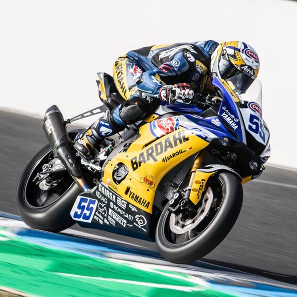 Moto MONDIALE SSP: IL BARDAHL EVAN BROS VINCE IL GP DI