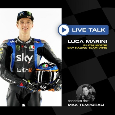Altro BARDAHL PODCAST: LUCA MARINI LIVE TALK