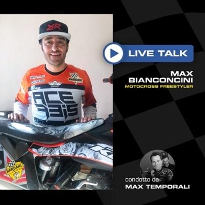 Altro BARDAHL PODCAST: MAX BIANCONCINI LIVE TALK