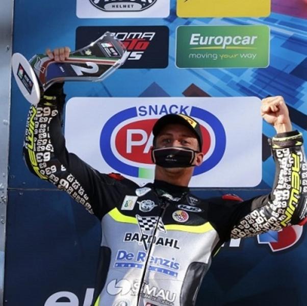 Moto CIV: Davide Stirpe all'assalto finale nell'ult