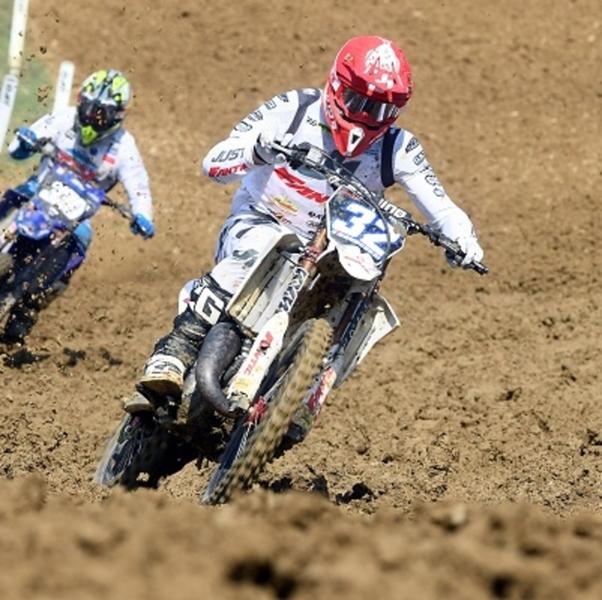 Moto Motocross: