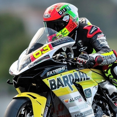 Moto CIV 2020: Stirpe, secondo a Vallelunga, regala il