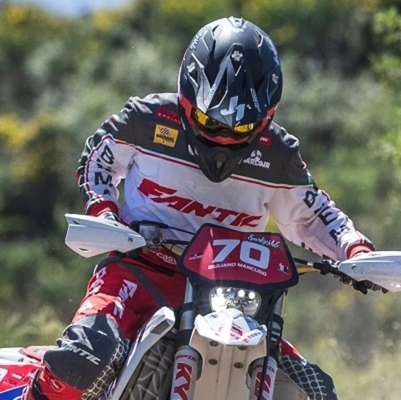 Moto Bardahl: Giuliano Mancuso firma il Tricolore Endur