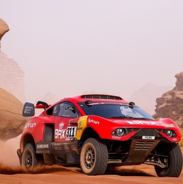 Moto Bardahl: quinto posto per Nani Roma alla Dakar 202