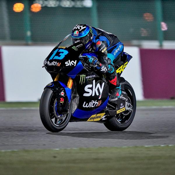 Moto Bardahl: lo Sky Racing Team VR46 in evidenza nei t