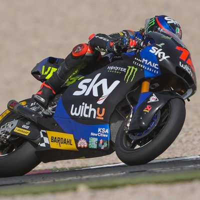 Moto Bardahl: nel Gp di Doha lo Sky Racing Team VR46 è