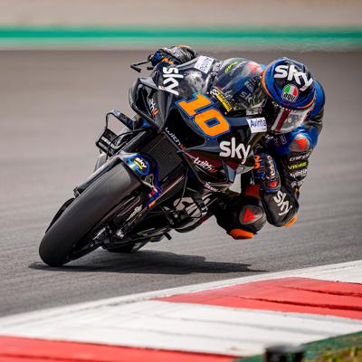 Moto Bardahl: primi punti iridati in Moto GP per Luca M