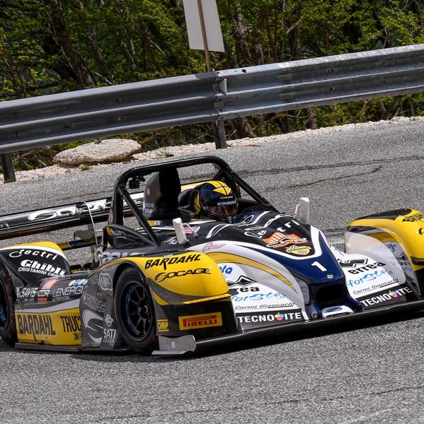 Auto Bardahl: vittoria e nuovo record per Simone Faggio