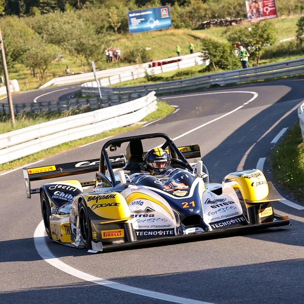 Auto Bardahl: vittoria, nuovo record del tracciato e ti