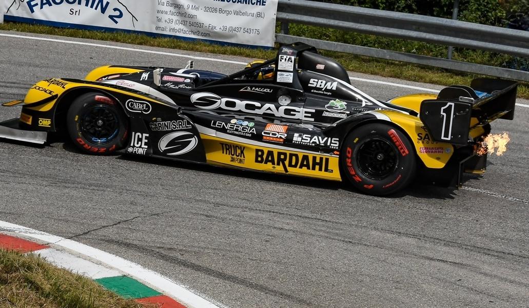 Auto Bardahl è con Simone Faggioli che ha centrato il