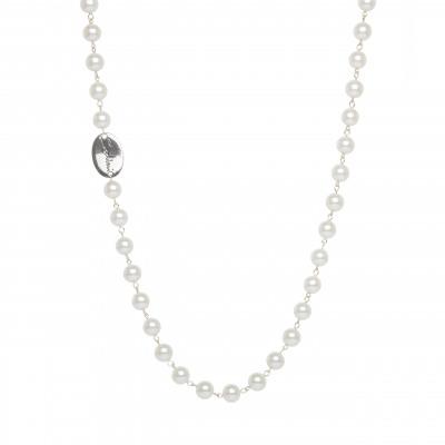 Collana di lunga di perle Pearl