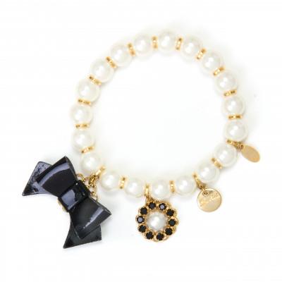 Bracciale di perle Audrey
