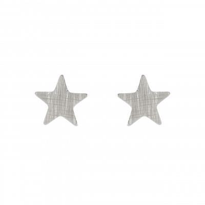 Orecchini a stella Vulcano
