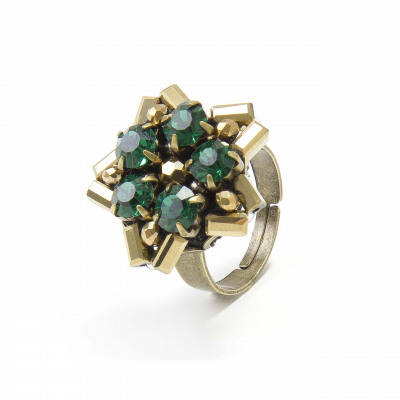 Anello con piccola stella Moonlight