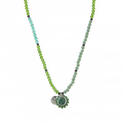Collana di perline con pendente Lucent