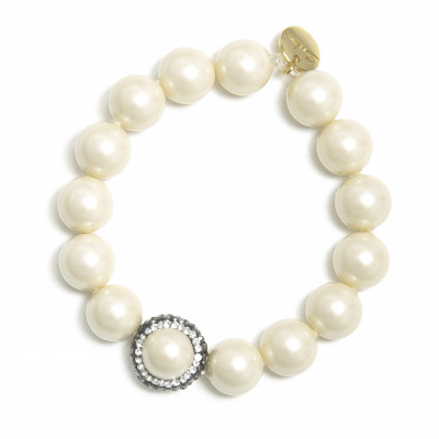 Bracciale di perle Festival