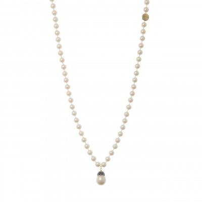 Collana di perle con ciondolo Festival